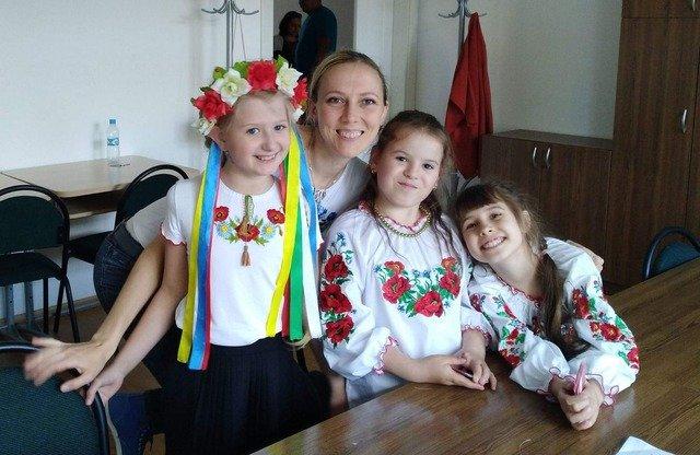 Житомирський волонтер та педагог Анастасія Нестерова розповіла про створення дитячого клубу