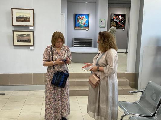У Житомирі зараз розпочнеться виставка акварелей Леонтія Горбунова