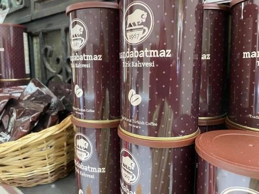 Де найкраща кава по-турецькому?