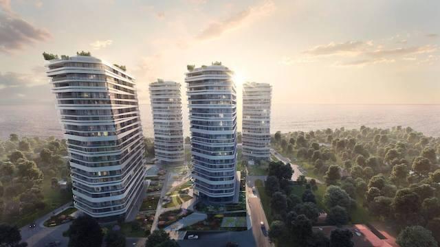 По соседству с пляжем: преимущества жизни в KANDINSKY Odessa Residence