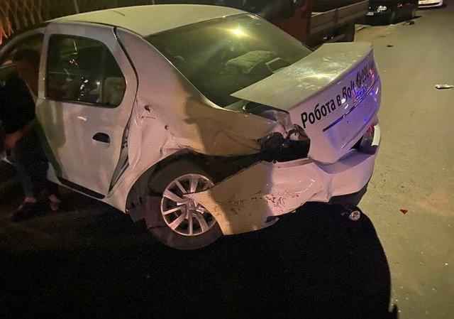 У Житомирі внаслідок ДТП травмувалися обидва водії. ФОТО