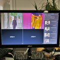 В одній з шкіл Житомира тестували інтелектуальну відеосистему скринінгу температури. ФОТО