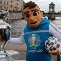Розклад прямих телетрансляцій та календар матчів Євро-2020