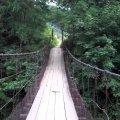 У селі біля Житомира хочуть відремонтувати міст через річку