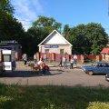 В райцентрі Житомирської області легковик збив велосипедистку. ФОТО