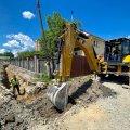У Житомирі розпочали перший етап будівництва тролейбусної лінії на Мальованку. ФОТО