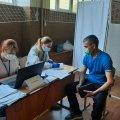 У Житомирі запрацював центр вакцинації. ФОТО