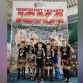 Команда Житомирщини з кікбоксингу ІСКА привезла з чемпіонату України більше пів сотні медалей