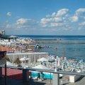 На курортах України море прогріється до +23° С