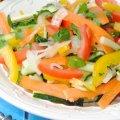 Літній салат без майонезу