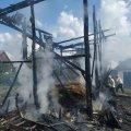За минулу добу в Житомирі горіли будівлі, автомобілі та залишки сміття