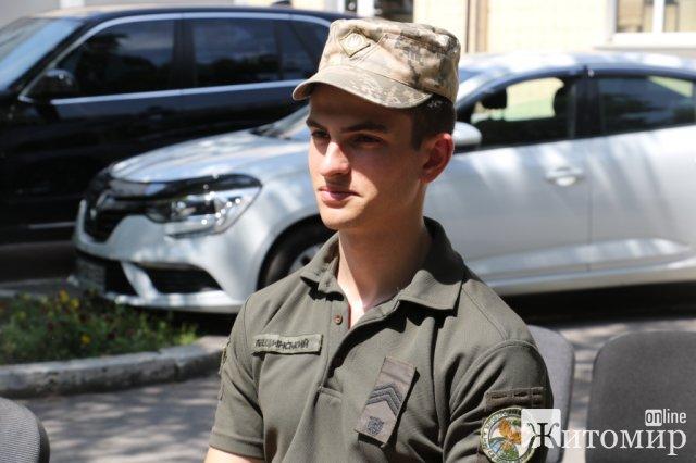 Житомирські студенти отримали стипендії міського голови. ФОТО