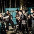МУЗІКА. Nane Tsokha Fuli Tschai - Barcelona Gipsy balKan Orchestra - Palau de la Música - Barcelona