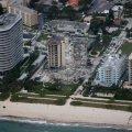 Появилось видео момента обрушения многоэтажки во Флориде