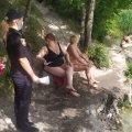 Рятувальники та поліцейські проводять роз'яснювальну роботу з відпочиваючими на водоймах