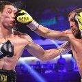 Василь Ломаченко здобуває впевнену перемогу технічним нокаутом над боксером з Японії. ВІДЕО