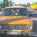 У Житомирі 30-річний чоловік викрав авто, щоб поїхати до знайомих. ФОТО