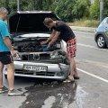 У Житомирі на Чуднівській - знову аварія. ФОТО