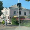 На вулиці Перемоги у Житомирі не працюють світлофори. ФОТО