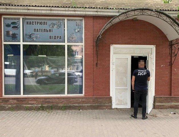 У Бердичеві викрили нелегальний гральний заклад. ФОТО