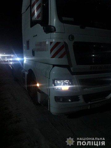У Житомирському районі вантажівка насмерть збила пенсіонерку. ФОТО