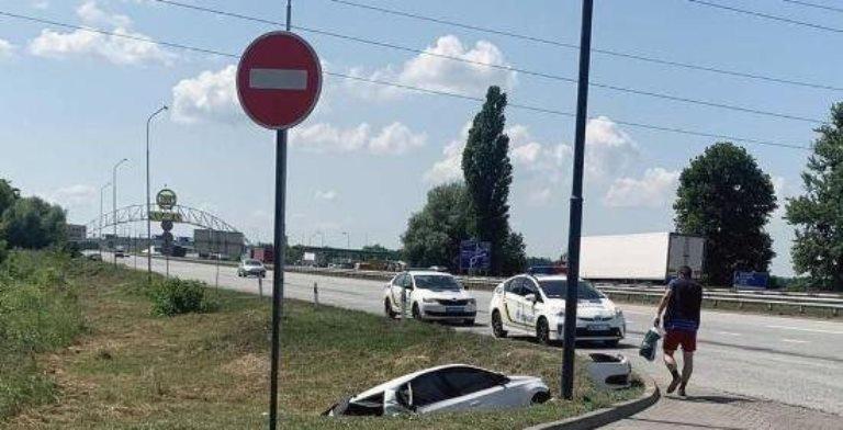 В ДТП під Житомиром травми отримала жителька столиці