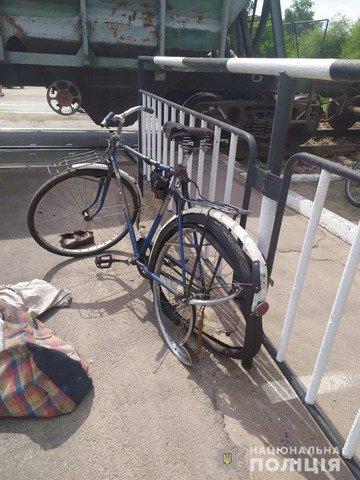 На Житомирщині встановлюють обставини загибелі чоловіка на залізничних коліях. ФОТО