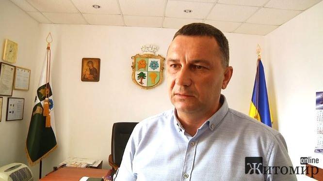 Протестують учні та батьки: на Житомирщині понизили ступінь ще однієї школи