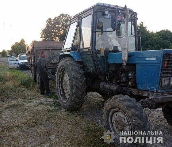 У Коростенському районі виявили незаконні оборудки з лісом. ФОТО