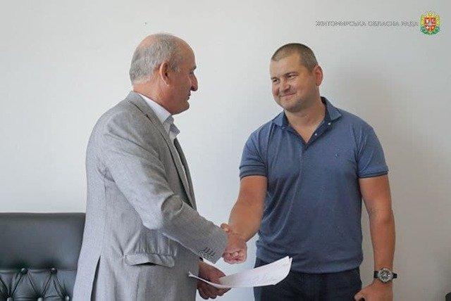 На Житомирщині Андрій Палагін очолив школу вищої спортивної майстерності