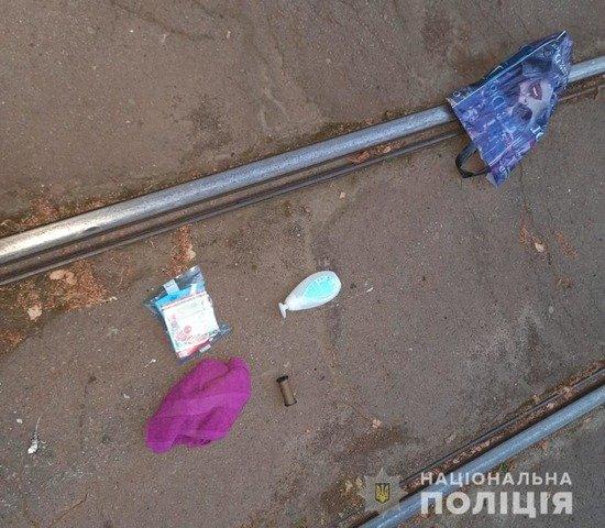 У Житомирі затримали підозрюваного у хибному замінуванні установи. ФОТО
