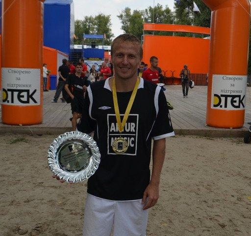 Малинчанин Олег Зборовський став переможцем Кубку Незалежності-2021