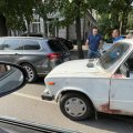 У Житомирі на Великій Бердичівській - знову аварія. ФОТО
