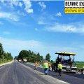 В області триває ремонт майже 30 кілометрів автошляху Н-03 Житомир – Чернівці