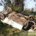 У Бердичівському районі водій загинув внаслідок ДТП. ФОТО