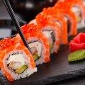 Где в Житомире суши с бесплатной доставкой - обзор заведений
