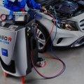 Как работает автомобильный кондиционер