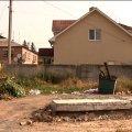 На Житомирщині жителі Хорошева скаржаться на те, що в селищі знесли громадський туалет. ФОТО