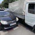 В центрі Житомира аварія. ФОТО