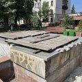 Чому не працює фонтан у центрі житомирського Бульвару? ФОТО
