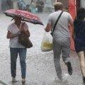 В Україні оголошено штормове попередження та похолодання: де будуть грози