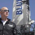 Перший комерційний політ у космос