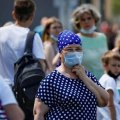В Україні 655 нових випадків COVID-19, на Житомирщині 10 нових випадків
