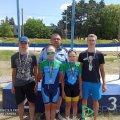 Спортсмени з Житомирської області стали призерами чемпіонату України з велоспорту
