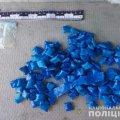 У Житомирі молодик отримав поштою 150 пакунків порошку. ФОТО