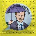 Виробник презервативів з обличчям Путіна виграв справу в ЄСПЛ. ФОТО