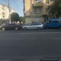 Потрійне ДТП на Київській у Житомирі. ФОТО