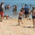 Прокуратура розпочала провадження через брудний пляж у Коростені, де вміст кишкової палички у воді перевищує норму в 50 разів