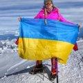 Українка вперше піднялася на найнебезпечнішу гору світу. ФОТО