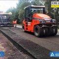 Від Коростеня в напрямку Житомира почали ремонтувати дорогу. ФОТО